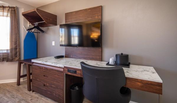 Inn at Rockaway - Flat Screen TV