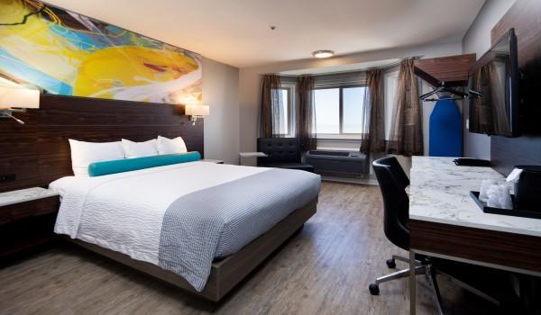 Inn at Rockaway - Single Queen Bed