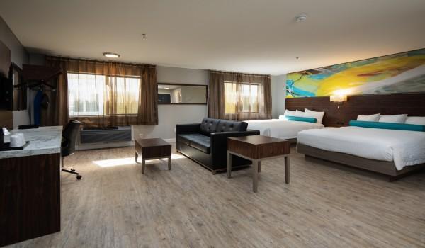 Inn at Rockaway - Large Guest Rooms