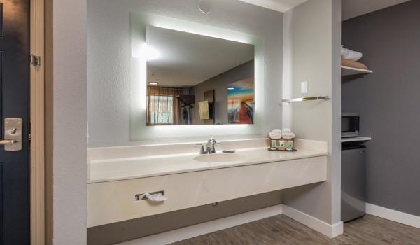 Inn at Rockaway - Bathroom Vanity