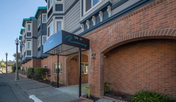 Inn at Rockaway - Entrance